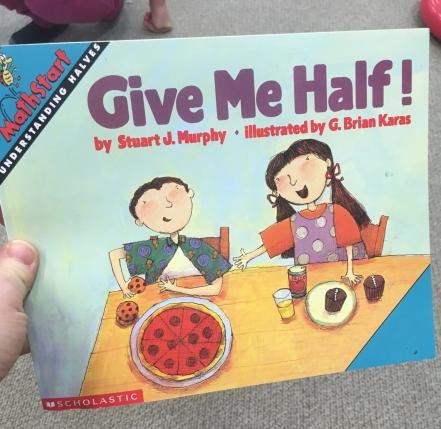 Give Me half by Stuart J. Murphy