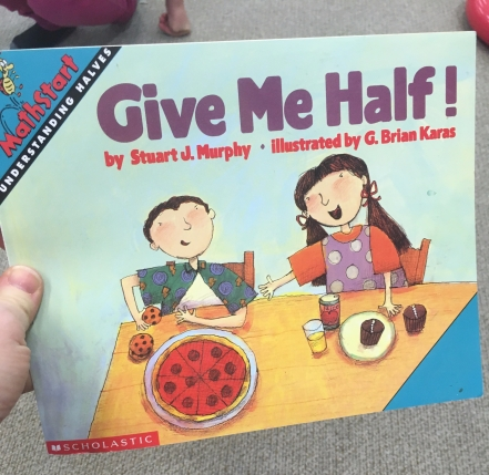 Give Me half by Stuart J. Murphy